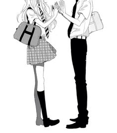 manga, hibi chouchou, and shoujo image
