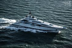 World exclusive: the 123m Lürssen project Jupiter from above | SuperYacht Times