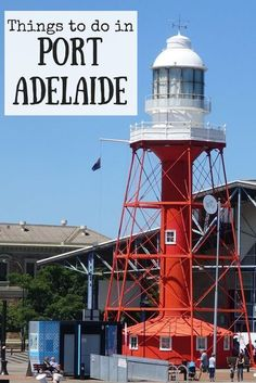 Things to do in Port Adelaide. Some great ideas for visiting the historical Port Adelaide in South Australia.