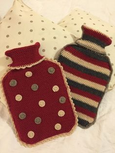 Crochet with Kate: hot water bottles on the LoveCrochet blog