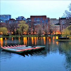 USA, Massachusetts, Boston Public Garden