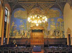 Groningen Centre - Academy Building University - Auditorium.