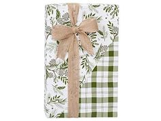 Premium Gift Wrap Paper - Pine Plaid - 24 inches x 417 feet Plaid Christmas, Christmas Design, Holiday Wreaths, Christmas Tree Decorations, Christmas Gift Wrapping, Christmas Gifts, Christmas Ideas, Wrapping Paper Rolls, Gift Wrapping Supplies