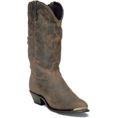 """Durango Boots: 11"""" Women's Slouch Leather Western Boots - Style #RD542 - Durango Boot Company"""