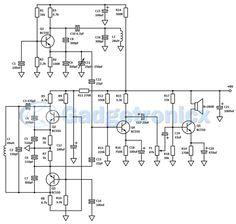 Function Generator - circuit diagrams, schematics, electronic ...