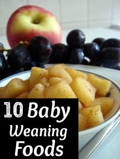 Top 10 Baby Weaning Foods: If you're concerned over the basics of baby weaning and are looking for some cool tips and tricks to prepare easy and quick weaning foods for your toddler-here's the best you could get. Read on, we've sorted it all out for you.