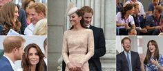 """Couples - The Cambridges [W♥C♥G♥C] """"It is fantastic having a lovely little family and I am so thrilled."""" - Prince William - Page 14 - Fan Forum Prince Harry And Kate, Prince William And Kate, William Kate, Duchess Kate, Duke And Duchess, Duchess Of Cambridge, Lady Diana, Terrible Twos, British Royals"""
