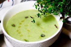 Godaste broccolisoppan på 10 min Baking Recipes, Soup Recipes, Vegan Recipes, Recipies, Vegan Food, Swedish Recipes, Cheeseburger Chowder, Paleo, Keto