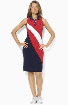 Ralph Lauren Polo Dress Outfit