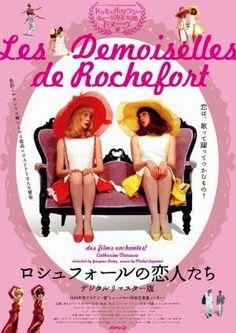 cine/musica rosalabrandero: Las señoritas de Rochefort. Jacques Demy