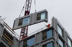 Gallery of Student Housing Campus Eindhoven University of Technology / Office Winhov + Office haratori + BDG Architecten - 6