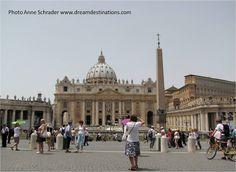 St Peter's Square Vatican City
