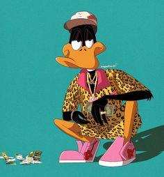 "Pull up Type Beat by Just""Wurkk""Beats Dope Cartoon Art, Dope Cartoons, Cartoon Kunst, Cartoon Wallpaper, Looney Tunes Wallpaper, Arte Hip Hop, Hip Hop Art, Arte Dope, Dope Art"