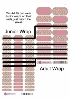 Can I wear Jamberry Junior wraps or are they only for the Little's? Yes!