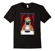Peg the Mystic Pug: Fortune Teller T-shirt - Male Large - Black Peg The Mystic Pug http://www.amazon.com/dp/B01AF9BNDS/ref=cm_sw_r_pi_dp_MfuLwb1NV2AA7