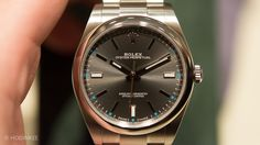 Rolex Oyster Perpetual 39mm - $5,700