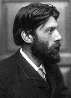 Robert Bridges, British Poet (23 October 1844 – 21 April 1930) and poet laureate from 1913 to 1930. He practiced medicine until the age of 40 and retired to pursue a career in poetry and literary criticism.