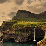 Descubra as Ilhas Faroé na Dinamarca