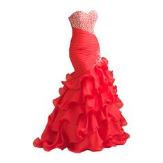 prom dress edited by METALHEAVY ❤ liked on Polyvore