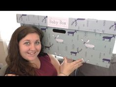 Baby Box University | Ontario Baby Box Unboxing ♥
