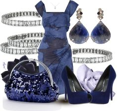 """""""Singing the Blues"""" by rockreborn ❤ liked on Polyvore"""