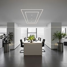 TruLine Warm Dim Plaster-In LED System by Pure Lighting- wayfinding Ceiling Design Living Room, Ceiling Light Design, Home Ceiling, False Ceiling Design, Living Room Designs, Hidden Lighting, Plafond Design, Modern Lighting Design, Recessed Ceiling
