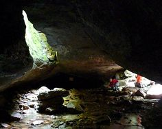 Conner's Cave - Rockbridge State Park Columbia MO