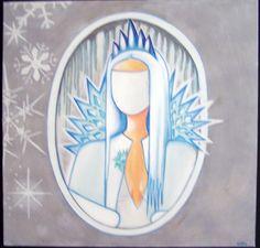 reine de neiges de Arüm