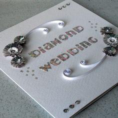 Diamond 60th Wedding Anniversary Card
