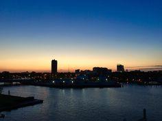 Morning light  Norfolk Virginia. (Photo by @rawnjpg) #photoshoot #HRVA #virginianpilot #sunrise by virginianpilot