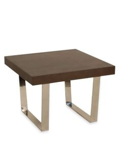 Sien Side Table by Pangea Home at Gilt