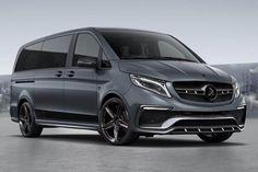 http://wheelz.me/mercedes-benz-v-class-inferno-top-car/ مرسيدس بنز في كلاس انفيرنو من توب كار - ميني باص مميزة مع كيت الرياضي