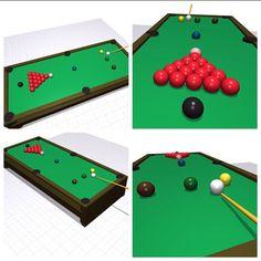 Fantastic #snooker table designed in Morphi by @ashley.pavlovic of @ChainBridgeForge!!
