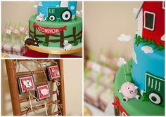 Barn birthday party