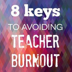 8 keys to avoiding t