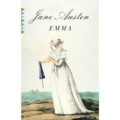 Emma, the only jane austen's book i read. even though i love pride and prejudice so much, i can't finish it because the story is too cheesy for me.