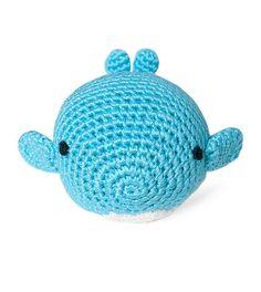 Blue Whale Rattle