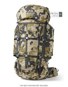 Find camo hunting backpacks and bags providing convenient storage during mountain hunting expeditions. Shop hunting packs and backpacks at KUIU. Hunting Packs, Deer Hunting Tips, Hunting Gear, Hunting Stuff, Camo Stuff, Hunting Rifles, Archery Hunting, Hunting Clothes, Camo Backpack