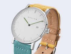 Dag Meadow: Minimalist watches | Meller
