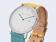 Dag Meadow: Minimalist watches | Meller