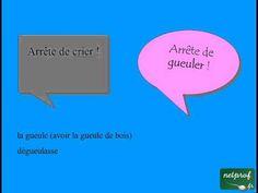 Français pour étrangers : Expressions familières 2