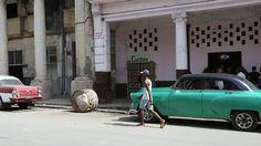 HAVANA, CUBA #travel #destination Alleyway, Cuba Travel, Havana Cuba, The Past, American, City, Classic, Derby, Classic Books