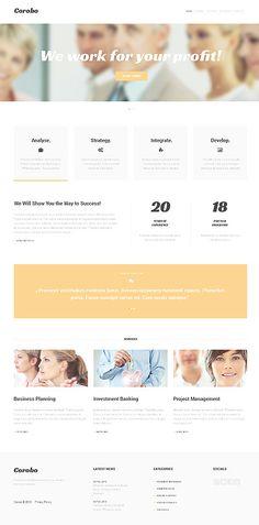 Website Template #46917