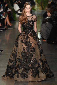Elie Saab  Haute Couture  Spring Summer 2015 Collection  Paris Fashion Week