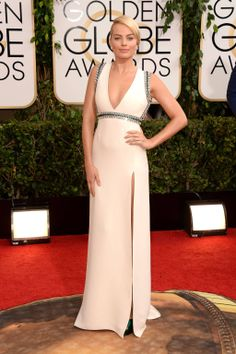 Golden Globes Red Carpet 2014 - Fashion Trends at Golden Globe Awards Red Carpet - Harper's BAZAAR