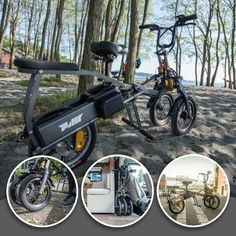 Really Cool Gadgets, Cool Gadgets To Buy, Car Gadgets, Gadgets And Gizmos, Foldable Electric Bike, Leisure Travel Vans, Diy Father's Day Gifts, Cool Inventions, Outdoor Fun