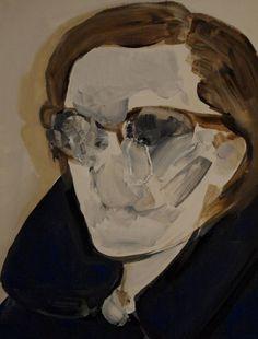untitled portrait (Sold), Miguel Laino