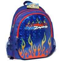 KIDZAMO Backpack Flame Design www.mamadoo.com.au #mamadoo #bags #kidsbackpacks