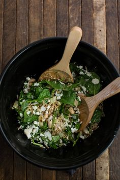 Grilled Fennel Salad with Spinach, White Beans, and Orzo