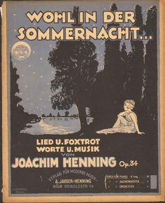Cover art Moroni Köln 1921